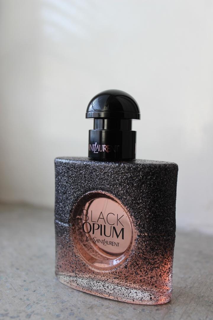 YSL Black Opium FloralShock