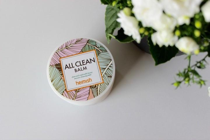 Loistava ja edullinen puhdistusbalmi – Heimish All CleanBalm