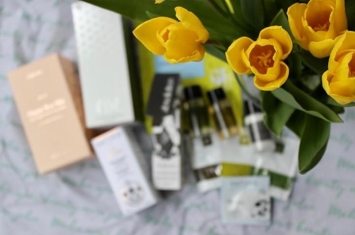 """Kevään 2020 Jolie Box  – """"luksusluonnonkosmetiikkaa ja ihon superhoitoa"""""""
